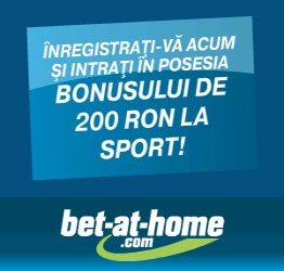 Bet-at-home Inregistrare