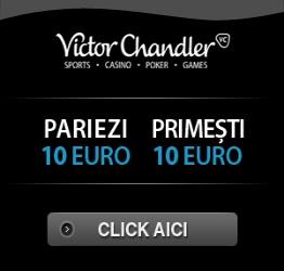 Inregistrare Victor Chandler